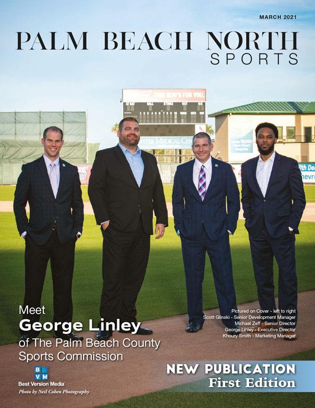 Palm Beach North Sports Magazine